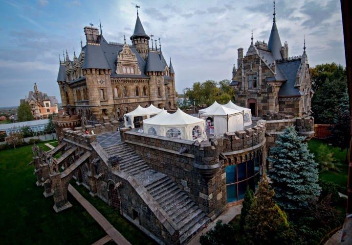 «Свадьба в королевском замке» Михаила и Ольги