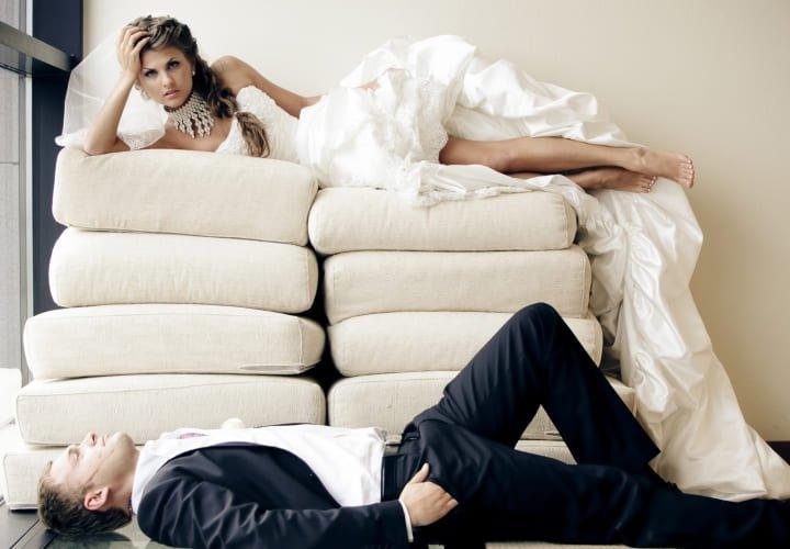 «Свадьба в Вегасе» Бориса и Екатерины