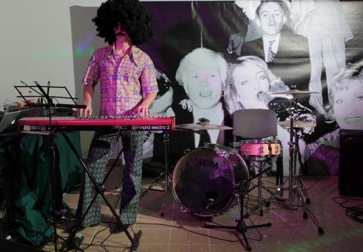 Вечеринка «Studio 54» в алкогольном бутике «ALCOHALL»