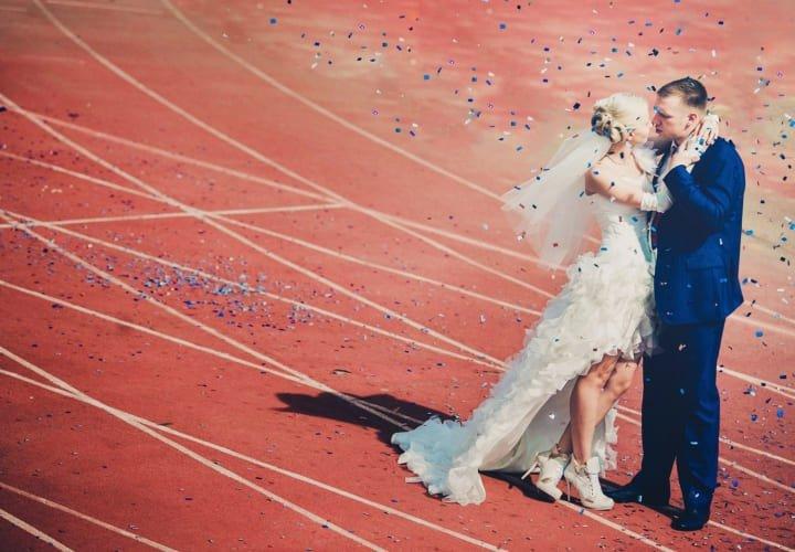 «Свадебная Олимпиада» Никиты и Николь