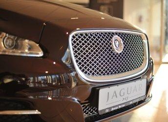 «День открытых дверей Jaguar»