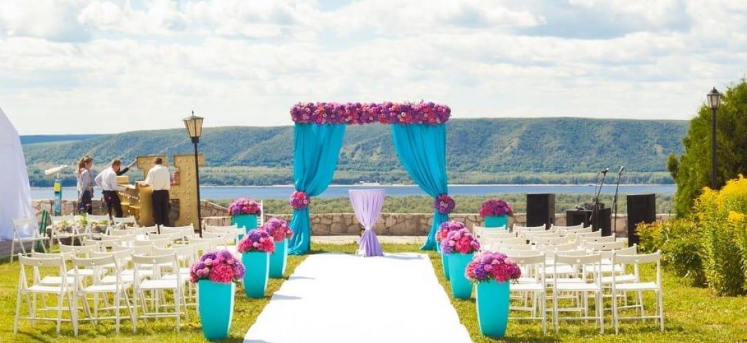 Свадьба «На высоте любви» Владислава и Натальи