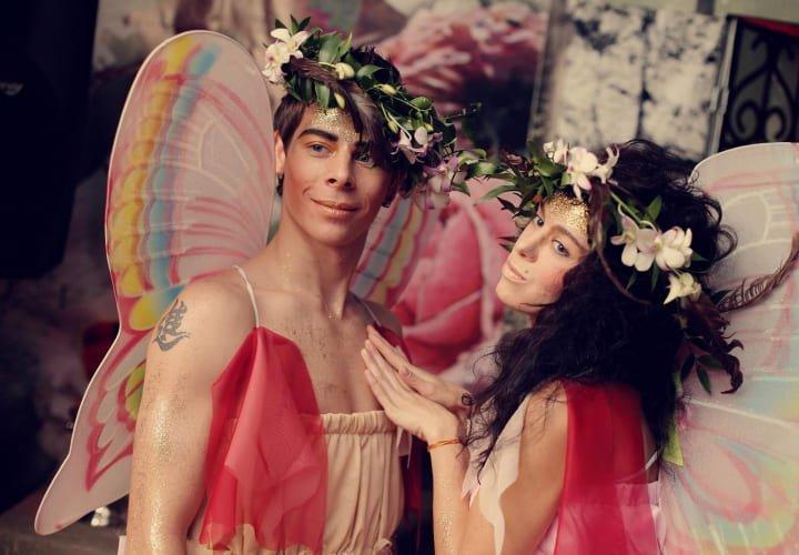 «Путешествие в сказочный лес» Елены и Дмитрия