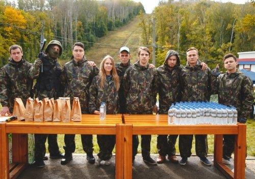 Серия тимбилдингов<br></noscript>«Победный полк»
