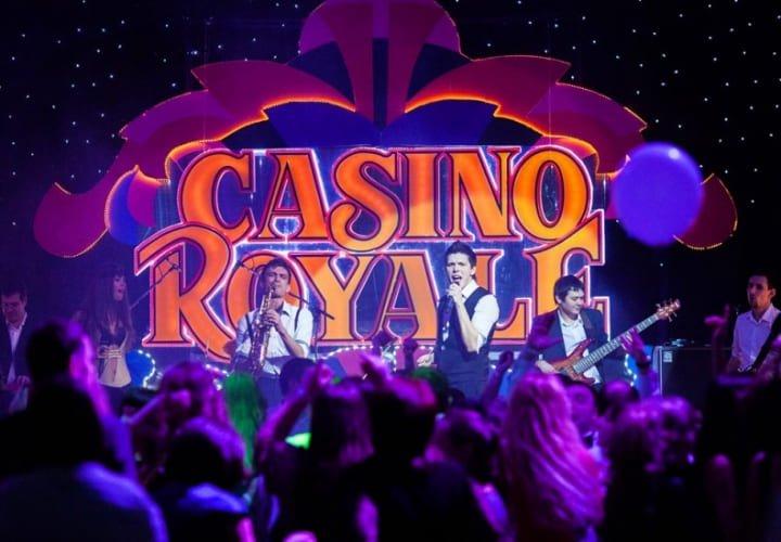 «Casino Royale» для «Русфинанс Банка»