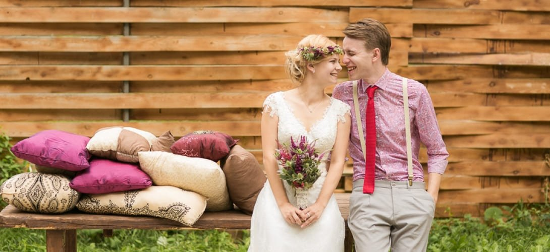«Свадьба в стиле Бохо» Алексея и Дарьи