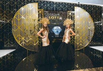 LOTTE HOTEL Samara официальное открытие