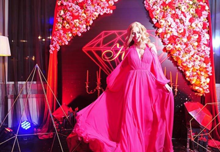 «Рубиновая вечеринка» для Натальи
