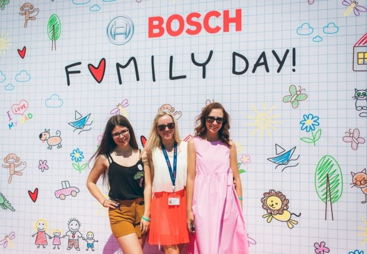 BOSCH «Family Day»