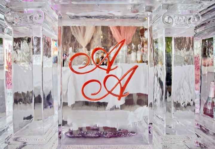 Свадьба «Кристальная Любовь» Артема и Алены