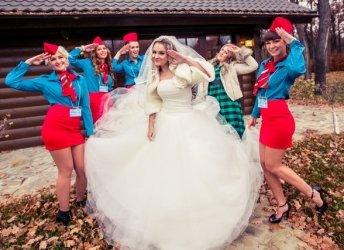 «Свадебный вояж «ДимАль» Дмитрия и Альбины
