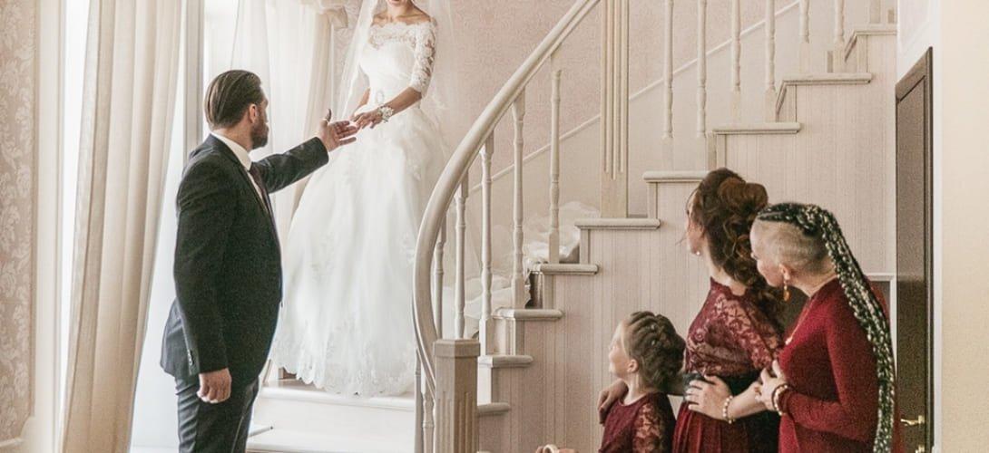 Свадьба Игоря и Анжелики