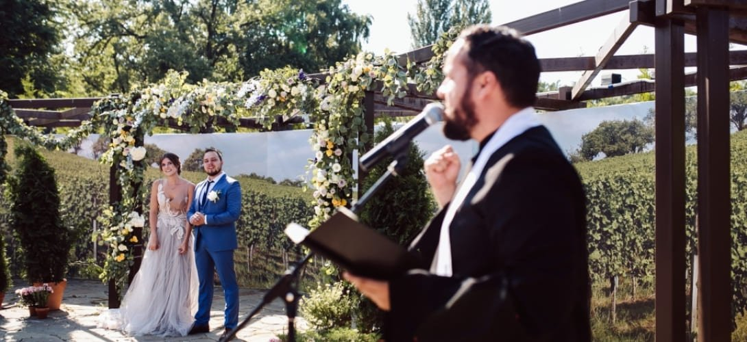 Итальянская свадьба Илюши и Танюши