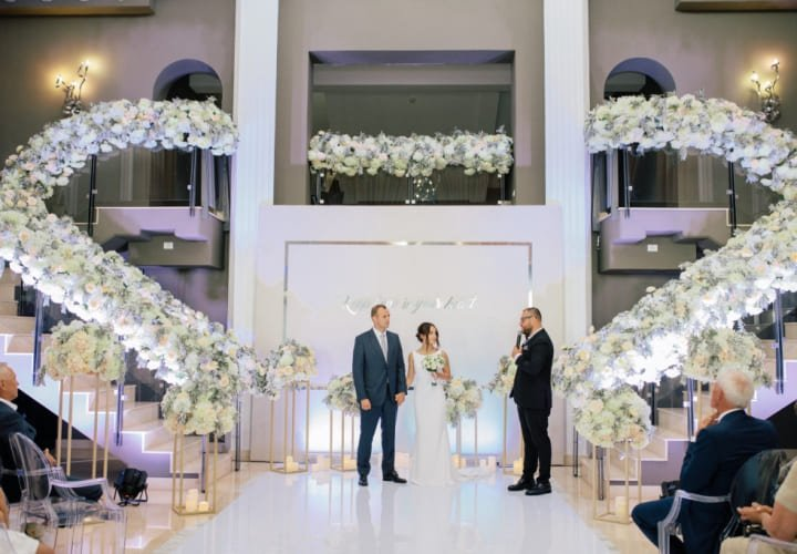 Свадьба Юрия и Анастасии в Сочи